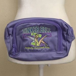 Lavender Tinkerbell Fanny Pack